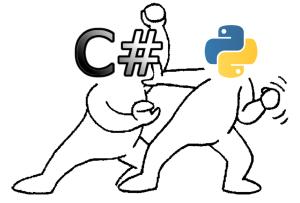 C Sharp VS Python