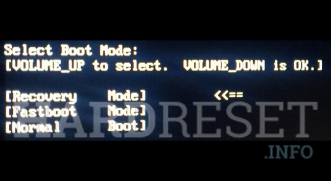 select-boot-mode
