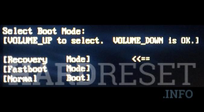 select-boot-mode