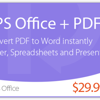 WPS Office Ads